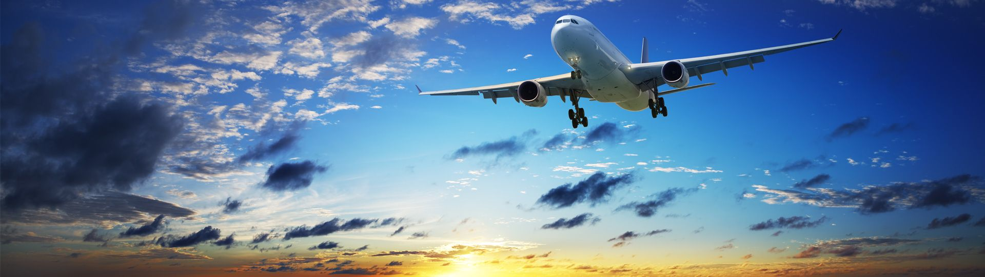 We will choose the right airplane tickets for you.